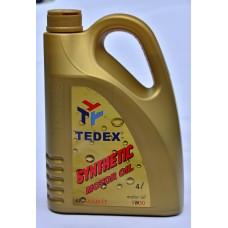 Tedex Synthetic  SAE: 5W-30- 4 литра