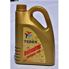 Tedex Synthetic  SAE: 5W-40-4 литра