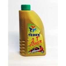 Tedex semysintetic 2T POWER 1 литър